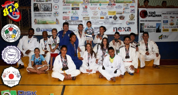 3º Campeonato Municipal de JUDÔ