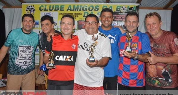 CAMPEONATO SOCIETY AMIGOS DA BOLA SM 2019