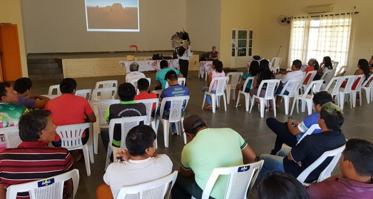 População indígena de Aripuanã participa de projeto voltado ao combate às drogas ilícitas