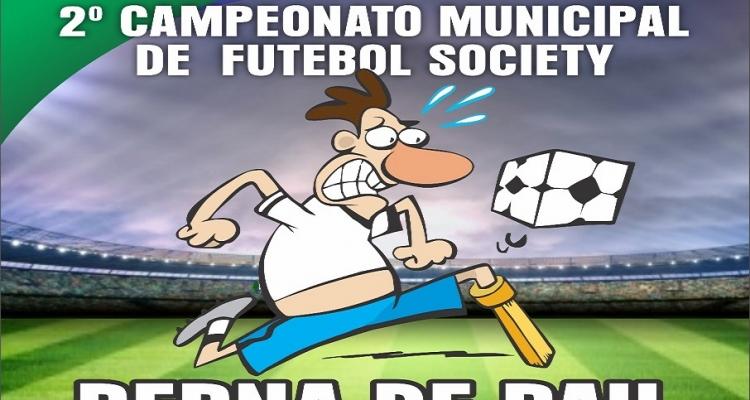 """SAEL abre inscrições para o Campeonato Society """"Perna de Pau"""" em Aripuanã"""