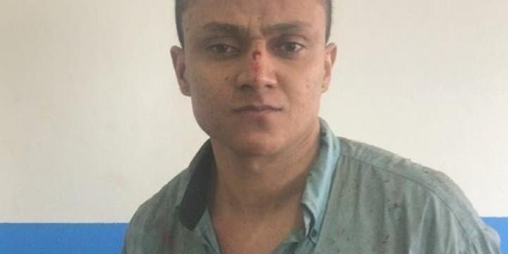 Polícia Militar faz cerco e prende assaltante no módulo 04 em Juína