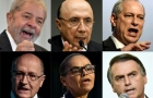 Saiba quem são os candidatos a presidente nas eleições 2018