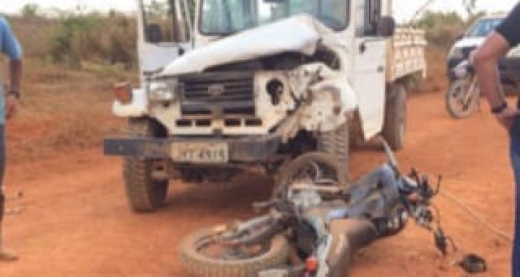 Morador de Aripuanã morre em grave acidente na estrada de Juara a Juruena