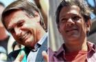 Bolsonaro vence Haddad no segundo turno com 59%, aponta pesquisa BTG Pactual