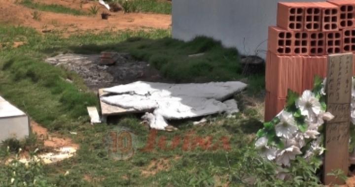 Após embargo, prefeitura de Juína agiliza compra de terrenos para ampliação do cemitério municipal