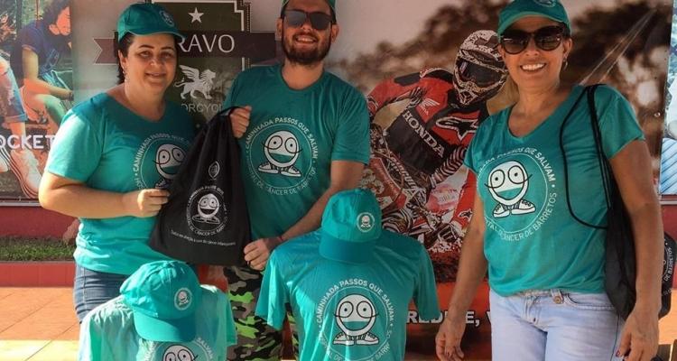 Aripuanã realiza Caminhada Passos que Salvam em prol de Hospital do Câncer