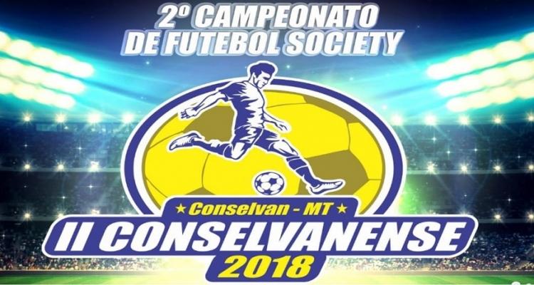 Aripuanã: Final do Campeonato de Futebol Society acontece neste domingo em Conselvan
