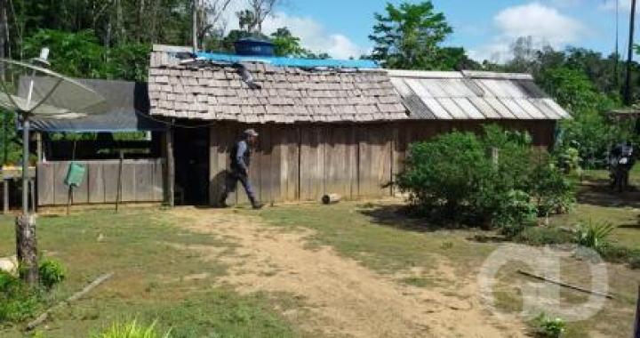 Juiz manda invasores desocuparem fazenda de José Riva em Colniza