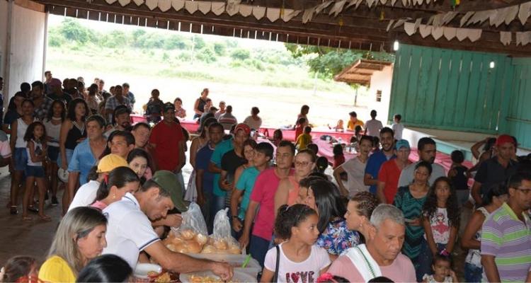 SM Madeiras realiza festa de confraternização com os funcionários em Aripuanã
