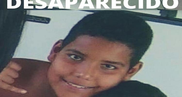 Família procura por menino de 13 anos que desapareceu em Aripuanã