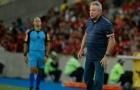 Abel já sofre com cobranças internas no Flamengo