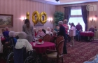 Oito centenários celebram aniversários juntos nos EUA