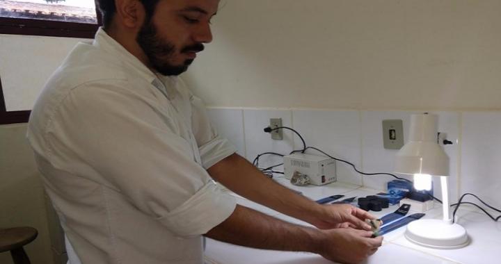 Novo laboratório da Metamat irá classificar e qualificar pedras preciosas