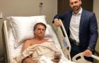 Bolsonaro segue em 'contínua melhora', diz boletim médico