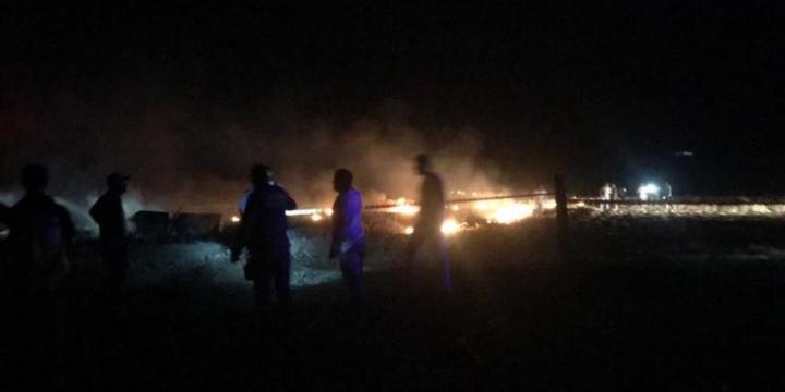 Queda de avião mata empresário da construção civil e o filho; corpos foram arremessados para fora da aeronave