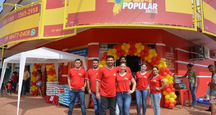 Farmácia Droga Vida II em Aripuanã agora é Bem Popular Brasil
