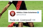 """Presidente critica postagem do Atlético-GO após vitória sobre o Flamengo: """"Atitude de torcedor"""""""