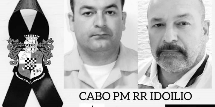 Comando Regional emite nota de pesar sobre falecimento de Cabo PM em Brasnorte