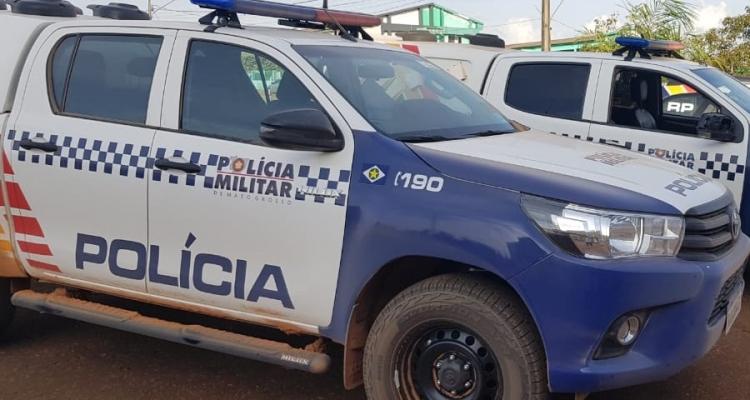 PM prende suspeito de participar de homicídio em Aripuanã