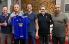 Felipão acerta e é anunciado como técnico do Cruzeiro