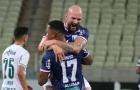 Fortaleza se impõe e vence o Palmeiras na Arena Castelão