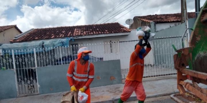 Prefeitura emite alerta sobre cuidados com lixo descartado por pessoas infectadas pela Covid-19