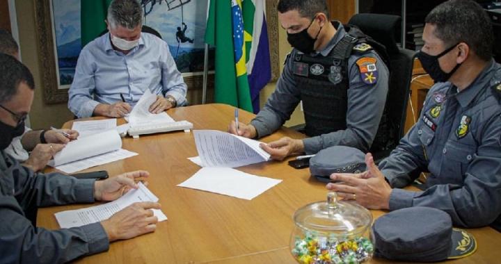 Comando Regional de Juína contará com sistema de radiocomunicação digital através de parceria com Nexa