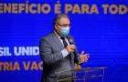 Queiroga reafirma que toda a população será vacinada em 2021