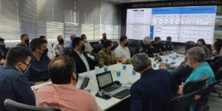 Seleções chegam a Cuiabá nesta sexta; esquema proíbe contato com público