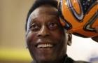 Internado há seis dias em São Paulo, Pelé revela retirada de tumor no intestino