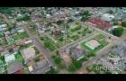 Cidade de Aripuanã visto de cima